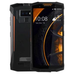 DOOGEE S80 Lite – 5.99 Zoll Outdoor LTE FHD+ Phablet mit Android 8.1, Helio P63 Octa Core 2.3GHz, 4GB RAM, 64GB Speicher, Dual 13MP+8MP & 8MP Kameras , 10.080mAh Akku