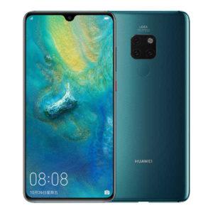 HUAWEI Mate 20 – 6.53 Zoll LTE FHD+ Phablet mit Android 9.0, Kirin 980 Octa Core 2.6GHz, 4-6GB RAM, 128GB Speicher, Triple 12MP+16MP+8MP & 24MP Kameras, 4.000mAh Akku