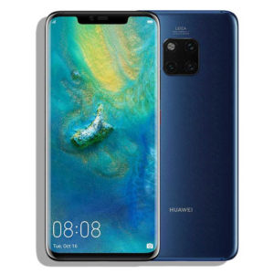 HUAWEI Mate 20 Pro – 6.39 Zoll LTE QHD+ Phablet mit Android 9.0, Kirin 980 Octa Core 2.6GHz, 6-8GB RAM, 128-256GB Speicher, Triple 10MP+20MP+8MP & 24MP Kameras, 4.200mAh Akku