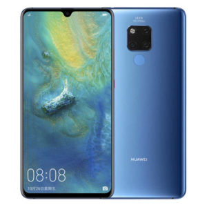 HUAWEI Mate 20 X – 7.2 Zoll LTE FHD+ Phablet mit Android 9.0, Kirin 980 Octa Core 2.6GHz, 6-8GB RAM, 128-256GB Speicher, Triple 10MP+20MP+8MP & 24MP Kameras, 5.000mAh Akku