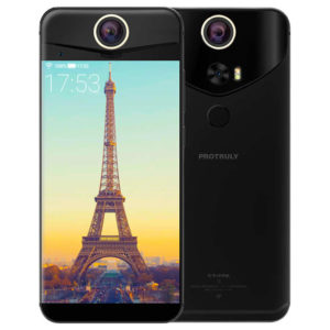 PROTRULY Darling V10S – 5.5 Zoll LTE FHD 360° VR Phablet mit Android 7.1, Snapdragon 625 Octa Core 2.0GHz, 4GB RAM, 64GB Speicher, Dual 16MP+26MP & 13MP 360° VR Kameras, 3.300mAh Akku