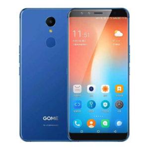 GOME U7 Mini – 5.47 Zoll LTE HD+ Smartphone mit Android 7.1, Helio X20 Deca Core 2.0GHz, 4GB RAM, 64GB Speicher, 13MP & 16MP Kameras, 2.800mAh Akku