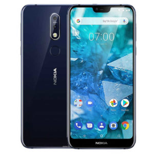 NOKIA 7.1 Plus / X7 – 6.18 Zoll LTE FHD+ Phablet mit Android 9.0, Snapdragon 710 Octa Core 2.2Ghz, 4-6GB RAM, 64-128GB Speicher, Dual 12MP+13MP & 20MP Kameras, 3.500mAh Akku
