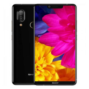 SHARP Aquos S3 – 6.0 Zoll LTE FHD+ Phablet mit Android 8.0, Snapdragon 630 Octa Core 2.2GHz, 4GB RAM, 64GB Speicher, Dual 12MP+13MP & 16MP Kameras, 3.200mAh Akku