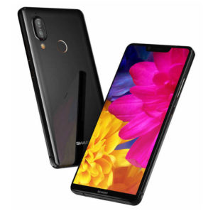 SHARP Aquos S3 Plus – 6.0 Zoll LTE FHD+ Phablet mit Android 8.0, Snapdragon 660 Octa Core 2.2GHz, 6GB RAM, 128GB Speicher, Dual 12MP+13MP & 16MP Kameras, 3.200mAh Akku