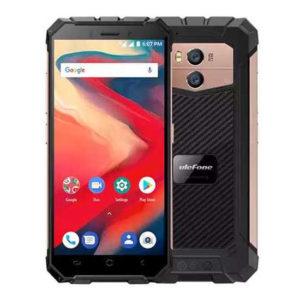 ULEFONE Armor X2 – 5.5 Zoll 3G HD+ Outdoor Phablet mit Android 8.1, MTK6580 Quad Core 1.3GHz, 2GB RAM, 16GB Speicher, Dual 8MP+5MP & 5MP Kameras, 5.500mAh Akku