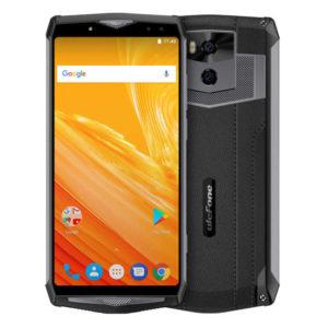 ULEFONE Power 5S – 6.0 Zoll LTE FHD+ Phablet mit Android 8.1, Helio P23 Octa Core 2.0GHz, 4GB RAM, 64GB Speicher, Dual 21MP+5MP & Dual 8MP+5MP Kameras, 13.000mAh Akku