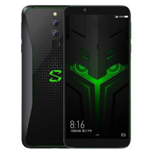 XIAOMI Black Shark Helo – 6.01 Zoll LTE FHD+ Gaming Phablet mit Android 8.1, Snapdragon 845 Octa Core 2.8GHz, 6-10GB RAM, 128-256GB Speicher, Dual 12MP+20MP & 20MP Kameras, 4.000mAh Akku