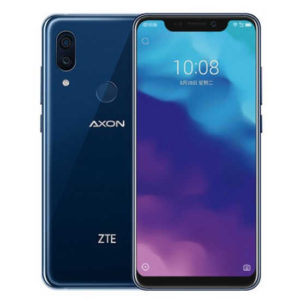ZTE Axon 9 Pro – 6.21 Zoll LTE FHD+ Phablet mit Android 8.1, Snapdragon 845 Octa Core 2.8GHz, 6-8GB RAM, 64-256GB Speicher, Dual 12MP+20MP & 20MP Kameras, 4.000mAh Akku