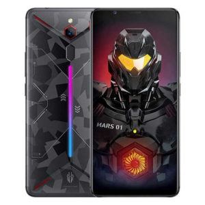 ZTE NUBIA Red Magic Mars – 6.0 Zoll LTE FHD+ Gaming Phablet mit Android 9.0, Snapdragon 845 Octa Core 2.8GHz, 6-10GB RAM, 64-256GB Speicher, 16MP & 8MP Kameras, 3.800mAh Akku
