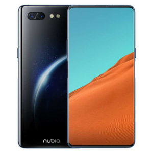 ZTE Nubia X – 6.26 + 5.1 Zoll LTE FHD+ Dual Display Phablet mit Android 8.1, Snapdragon 845 Octa Core 2.8GHz, 6-8GB RAM, 64-256GB Speicher, Dual 16MP+24MP Kameras, 3.800mAh Akku