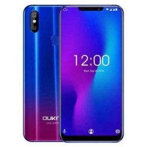 OUKITEL U23 – 6.18 Zoll LTE FHD+ Phablet mit Android 8.1, Helio P23 Octa Core 2.0GHz, 6GB RAM, 64GB Speicher, Dual 16MP+2MP & 8MP Kameras, 3.500mAh Akku