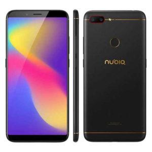 ZTE NUBIA N3 – 6.01 Zoll LTE FHD+ Phablet mit Android 7.1, Snapdragon 625 Octa Core 2.0GHz, 4GB RAM, 64GB Speicher, Dual 16MP+5MP & 16MP Kameras, 5.000mAh Akku