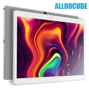 ALLDOCUBE X – 10.5 Zoll WIFI WQXGA Tablet PC mit Android 8.1, MTK8176 Hexa Core 2.1GHz, 4GB RAM, 64-128GB Speicher, 8MP & 8MP Kameras, 8.000mAh Akkus