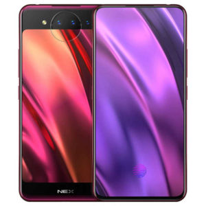 VIVO Nex 2 Dual Display – 6.39 & 5.49 Zoll LTE FHD+/FHD Phablet mit Android 9.0, Snapdragon 845 Octa Core 2.8GHz, 8-10GB RAM, 128-256GB Speicher, Triple 12MP+2MP+TOF 3D Kameras, 4.000mAh Akku
