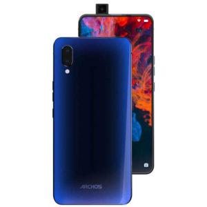 ARCHOS Diamond – 6.39 Zoll LTE FHD+ Phablet mit Android 9.0, Helio P70 Octa Core 2.1GHz, 4GB RAM, 128GB Speicher, Dual 16MP+24MP & 8MP Kameras, 3.400mAh Akku