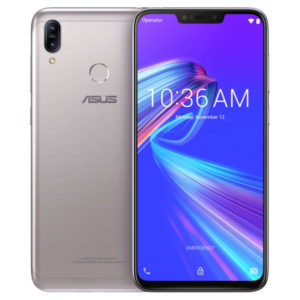 ASUS ZenFone Max M2 – 6.26 Zoll LTE HD+ Phablet mit Android 9.0, Snapdragon 632 Octa Core 1.8GHz, 3-4GB RAM, 32-64GB Speicher, Dual 13MP+2MP & 8MP Kameras, 4.000mAh Akku