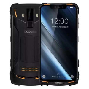 DOOGEE S90 – 6.18 Zoll Outdoor LTE FHD+ MOD Phablet mit Android 8.1, Helio P60 Octa Core 2.0GHz, 6GB RAM, 128GB Speicher, Dual 16MP+8MP & 8MP Kameras , 5.050mAh Akku