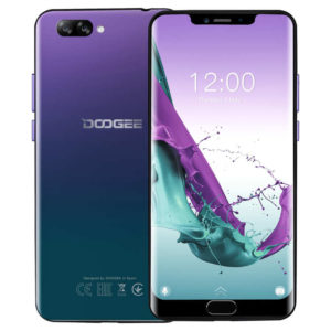 DOOGEE Y7 Plus – 6.18 Zoll LTE FHD+ Phablet mit Android 8.0, Helio P25 Octa Core 2.5GHz, 6GB RAM, 64GB Speicher, Dual 16MP+13MP & 5MP Kameras, 5.080mAh Akku