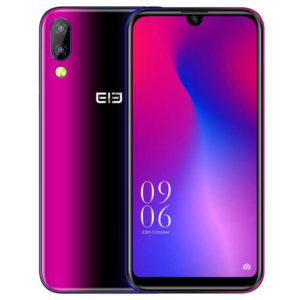 ELEPHONE A6 Mini – 5.71 Zoll LTE HD+ Phablet mit Android 9.0, Helio A22 Quad Core 2.0GHz, 4GB RAM, 32-64GB Speicher, Dual 16MP+2MP & 16MP Kameras, 3.180mAh Akku