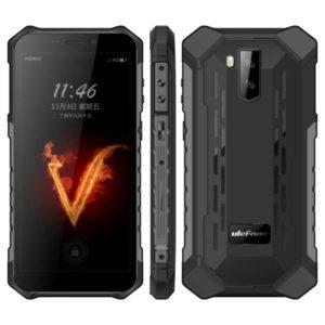 ULEFONE Armor X3 – 5.5 Zoll LTE HD+ Outdoor Phablet mit Android 9.0, MTK6580 Quad Core 1.3GHz, 2GB RAM, 16GB Speicher, Dual 13M+5MP & 8MP Kameras, 5.000mAh Akku