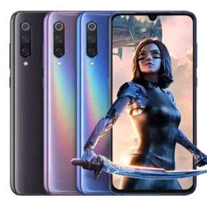 XIAOMI Mi 9 – 6.39 Zoll LTE FHD+ Phablet mit Android 9.0, Snapdragon 855 Octa Core 2.8GHz, 6-12GB RAM, 64-256GB Speicher, Triple 48MP+12MP+16MP & 20MP Kameras, 3.500mAh Akku