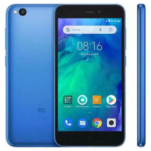 XIAOMI REDMI Go – 5.0 Zoll LTE HD Smartphone mit Android 8.1, Snapdragon 425 Quad Core 1.4GHz, 1GB RAM, 8-16GB Speicher, 8MP & 5MP Kameras, 3.000mAh Akku