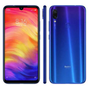 XIAOMI REDMI Note 7 Pro – 6.3 Zoll LTE FHD+ Phablet mit Android 9.0, Snapdragon 675 Octa Core 2.0GHz, 4-6GB RAM, 64-128GB Speicher, Dual 48MP+5MP & 13MP Kameras, 4.000mAh Akku