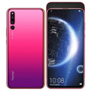 HUAWEI HONOR Magic 2 3D – 6.39 Zoll LTE FHD+ Phablet mit Android 9.0, Kirin 980 Octa Core 2.6GHz, 8GB RAM, 512GB Speicher, Triple 16MP+24MP+16MP & Triple 16MP+2MP+2MP Kameras, 3.500mAh Akku