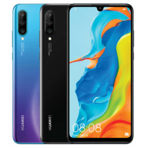 HUAWEI P30 Lite – 6.15 Zoll LTE FHD+ Phablet mit Android 9.0, Kirin 710 Octa Core 2.2GHz, 4-6GB RAM, 128GB Speicher, Triple 24MP+8MP+2MP & 32MP Kameras, 3.340mAh Akku