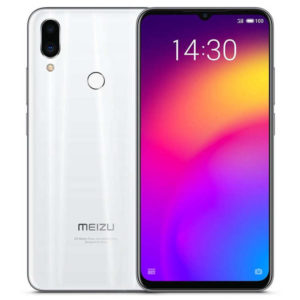 MEIZU Note 9 – 6.2 Zoll LTE FHD+ Phablet mit Android 9.0, Snapdragon 675 Octa Core 2.0GHz, 4-6GB RAM, 64-128GB Speicher, Dual 48MP+5MP & 20MP Kameras, 4.000mAh Akku