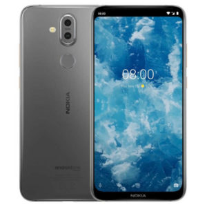 NOKIA 8.1 – 6.18 Zoll LTE FHD+ Phablet mit Android 9.0, Snapdragon 710 Octa Core 2.2Ghz, 4-6GB RAM, 64-128GB Speicher, Dual 12MP+13MP & 20MP Kameras, 3.500mAh Akku