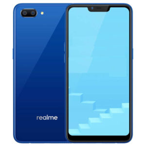 REALME C1 (2019) – 6.2 Zoll LTE HD+ Phablet mit Android 8.1, Snapdragon 450 Octa Core 1.8GHz, 2-3GB RAM, 16-32GB Speicher, Dual 13MP+2MP & 5MP Kameras, 4.230mAh Akku