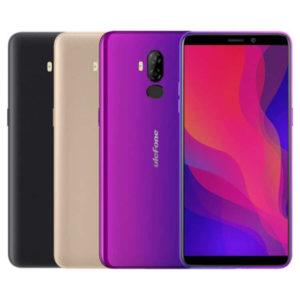 ULEFONE Power 3L – 6.0 Zoll LTE HD+ Phablet mit Android 8.1, MTK6739 Quad Core 1.5GHz, 2GB RAM, 16GB Speicher, Dual 8MP+5MP & 2MP Kameras, 6.350mAh Akku
