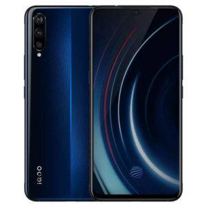 VIVO IQOO – 6.41 Zoll LTE FHD+ Gaming Phablet mit Android 9.0, Snapdragon 855 Octa Core 2.8GHz, 6-12GB RAM, 128-256GB Speicher, Triple 12MP+13MP+2MP & 12MP Kameras, 4.000mAh Akku