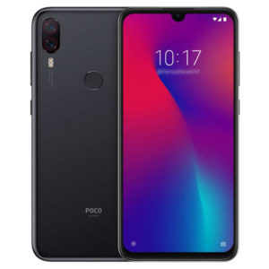 XIAOMI Poco Pocophone F2 – 6.4 Zoll LTE FHD+ Phablet mit Android 9.0, Snapdragon 855 Octa Core 2.8GHz, 4-8GB RAM, 64-256GB Speicher, Triple 48MP+16MP+8MP & 20MP Kameras, 4.150mAh Akku