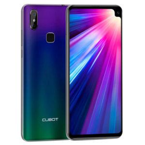 CUBOT Max 2 – 6.8 Zoll LTE HD+ Phablet mit Android 9.0, Helio P22 Octa Core 2.0GHz, 4GB RAM, 64GB Speicher, Dual 12MP+2MP & 8MP Kameras, 5.000mAh Akku