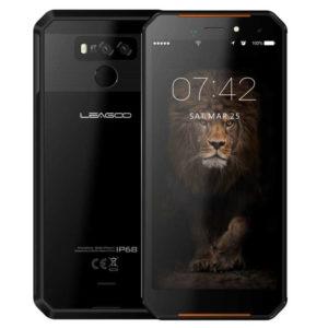 LEAGOO XRover C – 5.72 Zoll LTE HD+ Outdoor Phablet mit Android 8.1, MTK6739 Quad Core 1.5GHz, 2GB RAM, 16GB Speicher, Dual 13MP+2MP & 8MP Kameras, 5.000mAh Akku