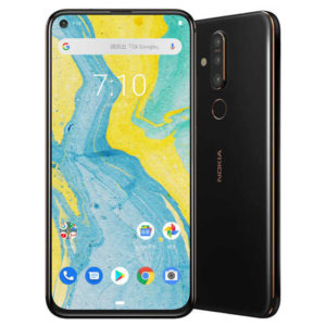 NOKIA X71 – 6.39 Zoll LTE FHD+ Phablet mit Android 9.0, Snapdragon 660 Octa Core 2.2Ghz, 6GB RAM, 64-128GB Speicher, Triple 48MP+8MP+5MP & 16MP Kameras, 3.500mAh Akku