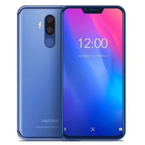 VERNEE M8 Pro – 6.2 Zoll LTE FHD+ Phablet mit Android 8.1, Helio P60 Octa Core 2.0GHz, 6GB RAM, 64GB Speicher, Dual 16MP+8MP & 13MP Kameras, 4.100mAh Akku