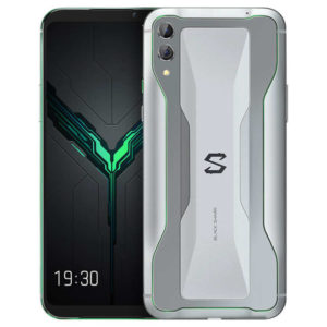 XIAOMI Black Shark 2 – 6.39 Zoll LTE FHD+ Gaming Phablet mit Android 9.0, Snapdragon 855 Octa Core 2.84GHz, 6-12GB RAM, 128-256GB Speicher, Dual 48MP+12MP & 20MP Kameras, 4.000mAh Akku