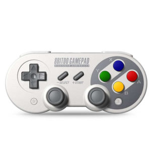 8Bitdo SF30 Pro / SN30 Pro – Wireless Bluetooth Game Controller