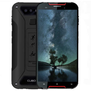 CUBOT Quest Lite – 5.0 Zoll LTE HD+ Outdoor Phablet mit Android 9.0, Helio A22 Quad Core 2.0GHz, 3GB RAM, 32GB Speicher, Dual 13MP+2MP & 8MP Kameras, 3.000mAh Akku
