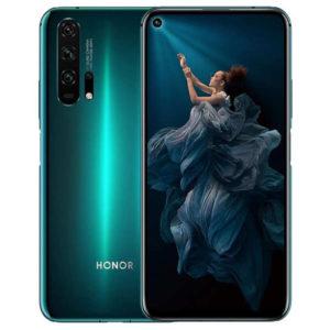 HUAWEI HONOR 20 Pro – 6.1 Zoll LTE FHD+ Phablet mit Android 9.0, Kirin 980 Octa Core 2.6GHz, 8GB RAM, 128-256GB Speicher, Quad 48MP+16MP+8MP+2MP & 32MP Kameras, 4.000mAh Akku