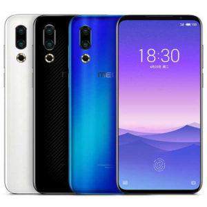 MEIZU 16s – 6.22 Zoll LTE FHD+ Phablet mit Android 9.0, Snapdragon 855 Octa Core 2.84GHz, 6-8GB RAM, 128-256GB Speicher, Dual 48MP+20MP & 20MP Kameras, 3.600mAh Akku