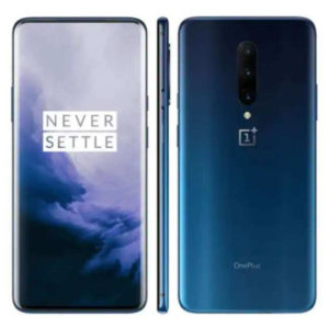 OnePlus 7 Pro – 6.67 Zoll LTE QHD+ Phablet mit Android 9.0, Snapdragon 855 Octa Core 2.8GHz, 6-12GB RAM, 128-256GB Speicher, Triple 48MP+16MP+8MP & 16MP Kameras, 4.000mAh Akku