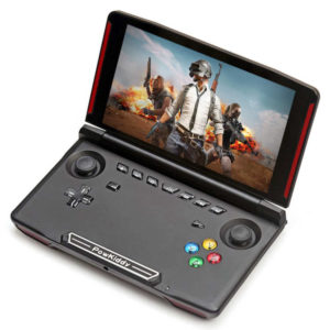 POWKIDDY X18 – 5.5 Zoll WXGA Game Tablet PC mit Android 7.0, MTK8163 Quad Core 1.3GHz, 2GB RAM, 16GB Speicher, 5.000mAh Akku