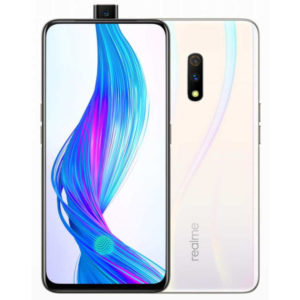 REALME X – 6.53 Zoll LTE FHD+ Phablet mit Android 9.0, Snapdragon 710 Octa Core 2.2GHz, 4-8GB RAM, 64-128GB Speicher, Dual 48MP+5MP & 16MP Kameras, 3.765mAh Akku
