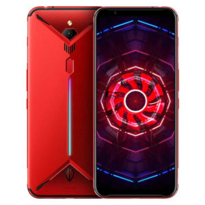 ZTE NUBIA Red Magic 3 – 6.65 Zoll LTE FHD+ Gaming Phablet mit Android 9.0, Snapdragon 855 Octa Core 2.8GHz, 6-12GB RAM, 64-256GB Speicher, 48MP & 16MP Kameras, 5.000mAh Akku