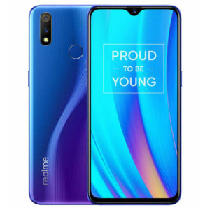 REALME 3 Pro – 6.3 Zoll LTE FHD+ Phablet mit Android 9.0, Snapdragon 710 Octa Core 2.2GHz, 4-6GB RAM, 64-128GB Speicher, Dual 16MP+5MP & 25MP Kameras, 4.045mAh Akku
